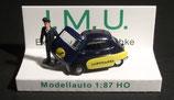 IMU BMW Isetta Lufthansa mit Figur