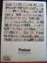 Preiser Katalog - 1997