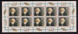 Bund 1826 KLB 80 Pf   200. Geburtstag Leopold von Ranke