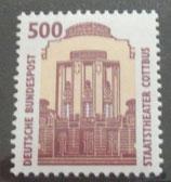 Bund 1679 500 Pf Staatstheater Cottbus