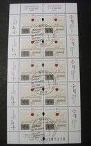Bund 2735 55 + 25 ct Tag der Briefmarke 2009 ESST Berlin