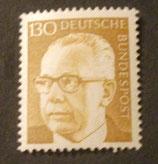 Bund 0728 Heinemann 130 Pf