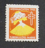 Vignette Tuberkulose 1955 rot