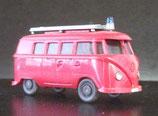 WW2 0603-05 VW T1 Bus - Feuerwehr  mit Streben