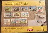 Briefmarken Kollektion 1/2018 ** OVP
