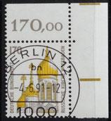 Bund 1535 SWK 170 Pf ERor  VETS Berlin 12 SWK