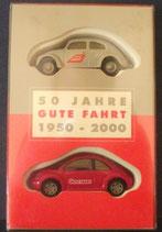 VW SET Käfer und Beetle - Gute Fahrt 50 Jahre