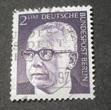 Berlin 0370 Heinemann 200 Pf
