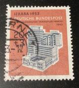Bund 0172  IFRABA  1953 20 +3 Pf gest.