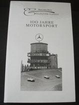 Wiking MB 100 Jahre Motorsport  Werbemodell