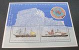 Bund 2229f Block  57   100 Jahre dt. Antarktisforschung **