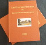 Bund Postwertzeichen der Bundesrepublik 2002  -  Ausgabe der DPAG   **