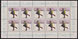 Bund 1764 KLB 100 Pf Tage der Briefmarke  1994