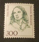 Bund 1433 Fanny Hensel 300 Pf