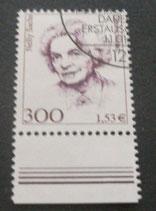 Bund 2159 FddG 300 Pf / 153 Eurocent EZM VSST