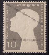 Bund 0165  Gedenkmarke Krieggefangene