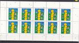 Bund 2113  110 Pf / 56 cent - Europa 2000