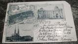 AK Austria - Wien - Gruss aus Wien  eg 30.12.1899