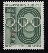 Bund 0231 Olympische Spiele 1956