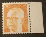 Bund 0731 Heinemann 170 Pf