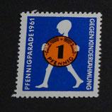 Pfennigparade 1961