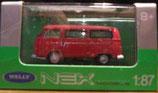 Welly Nex  VW T2 Feuerwehr