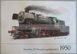 1950 - Baureihe 23 Personenzuglokomotive