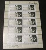 Bund 1953 Kleinbogen