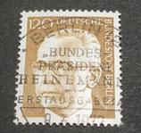 Berlin 0395 Heinemann 120 Pf