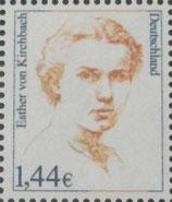Bund 2297  Ester von Kirchbach 1,44 Euro