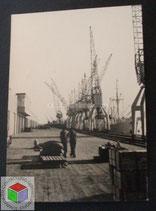 Foto - Hamburger Hafen Szene