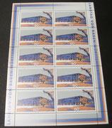 Bund 1974 Kleinbogen