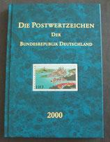 Bund Postwertzeichen der Bundesrepublik 2000  -  Ausgabe der DPAG   **