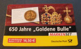 Bund MH 62 Goldene Bulle