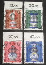 Berlin 0435ff OR Schachfiguren Wohlfahrt 1972  ESST Berlin