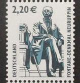 Bund 2307  2,20  €  Fontane-Denkmal