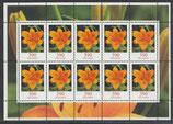 Bund 2534 390 Pf KLB Feuerlilie  **