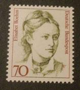 Bund 1489 Elisabet Boehm   70 Pf