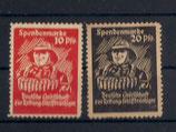 DGzRS  Spendenmarken   (2 Werte)