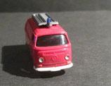 VW T2 Feuerwehr Kasten - mit Dachaufbau