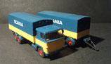 Wiking Scania  Hängerzug