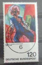 Bund 0823  VSST FFM Ernst Ludwig Kirchner