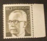 Bund 0727 Heinemann 110 Pf