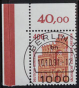Bund 1562 SWK 400 Pf ERol  VETS Berlin 12