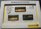 Brekina Serie 008  -  Modellautos für Sammler - Deutsche Post