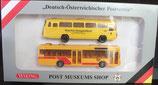 Deutsch - Österreichischer - Postverein  2  Busse