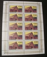 Bund 1821 Kleinbogen