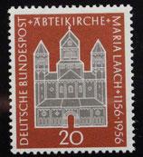 Bund 0238 20 Pf 800 Jahre Abteikirche Maria Laach