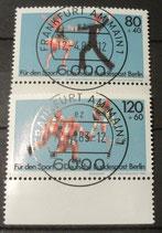 Berlin 0698-0699 Für den Sport 1983