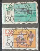 Bund 0811f  VSST FFM  Fußball-Weltmeisterschaft 1974